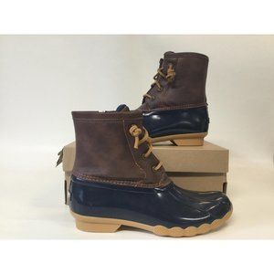 Girl's Sperry SP-Saltwater Boot New